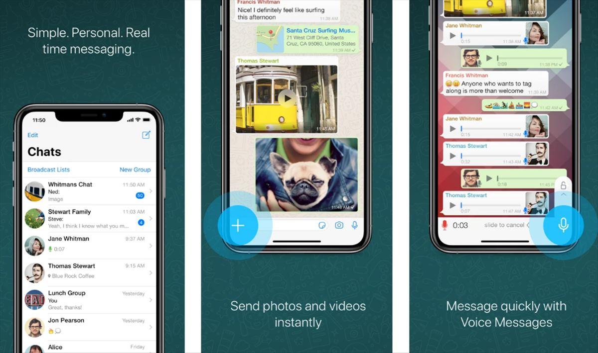 Whatsapp para iPhone recibe dos cambios importantes