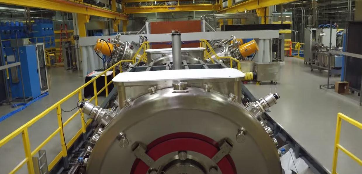 reactor fusión