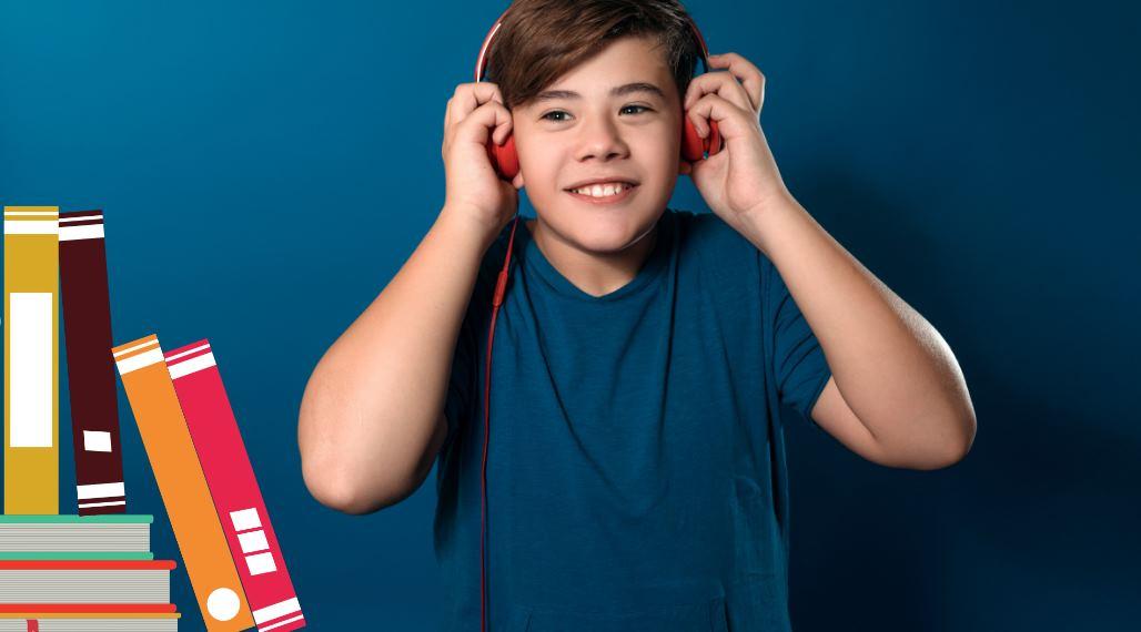 Audiolibros para niños. Opciones gratuitas y de pago