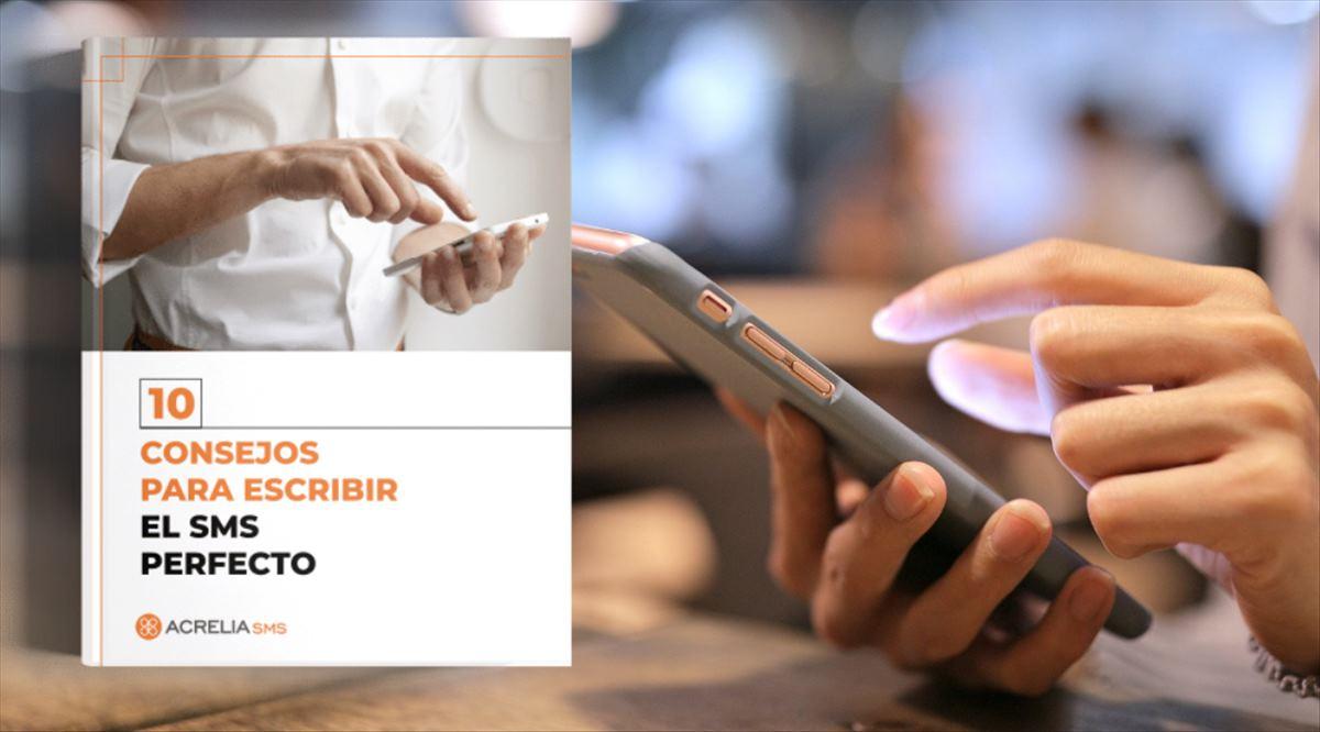 Libro gratis – Cómo escribir el SMS perfecto
