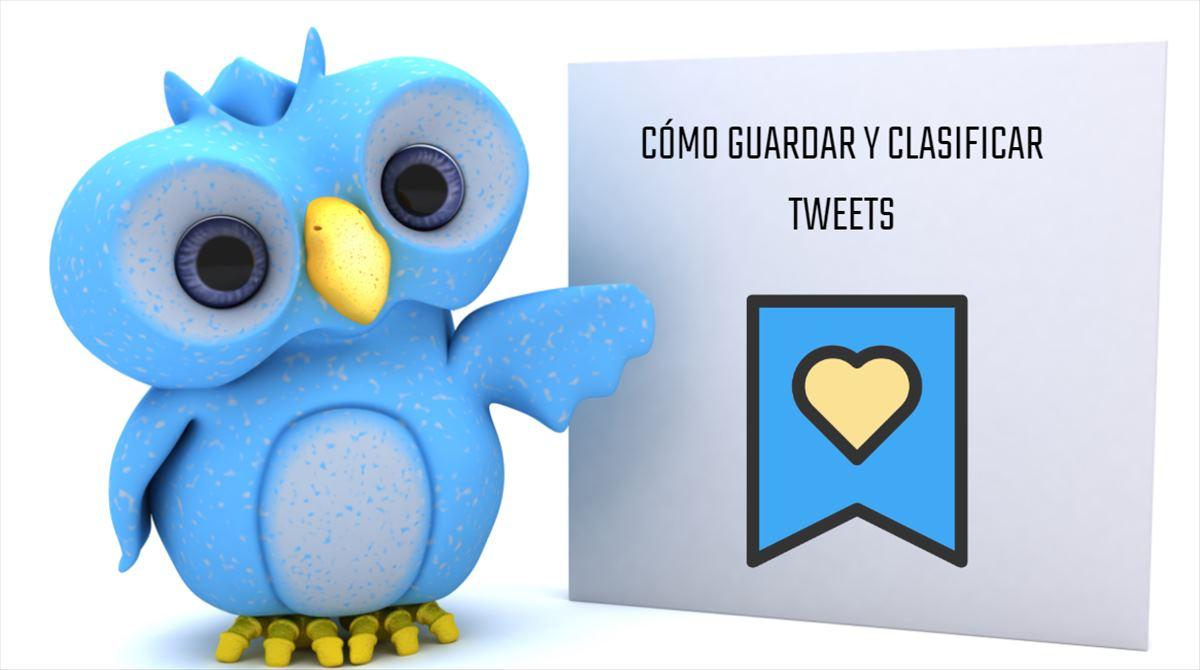 TweepsBook, para guardar y clasificar los tweets que deseemos