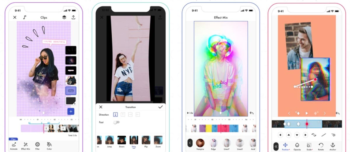 3 apps que te ayudarán a editar vídeos para subirlos a las redes sociales