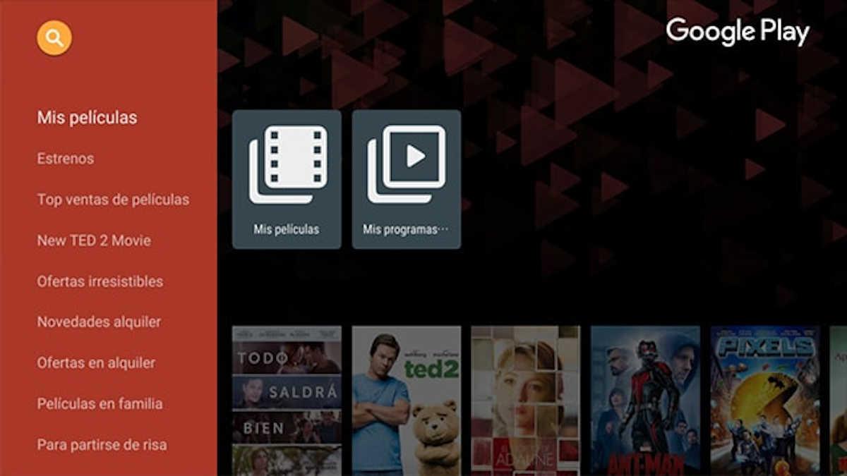 Google Play Películas retirará su app para smart TV, traspasando su tienda y contenidos a YouTube