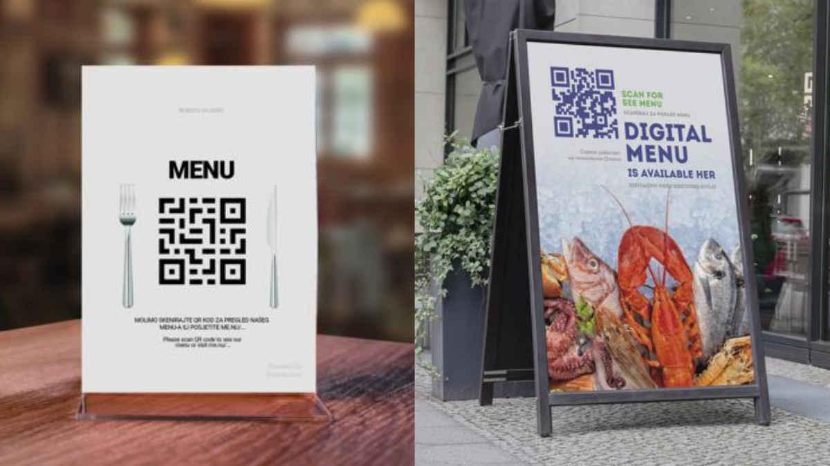 Cómo crear un menú o carta para restaurantes con código QR