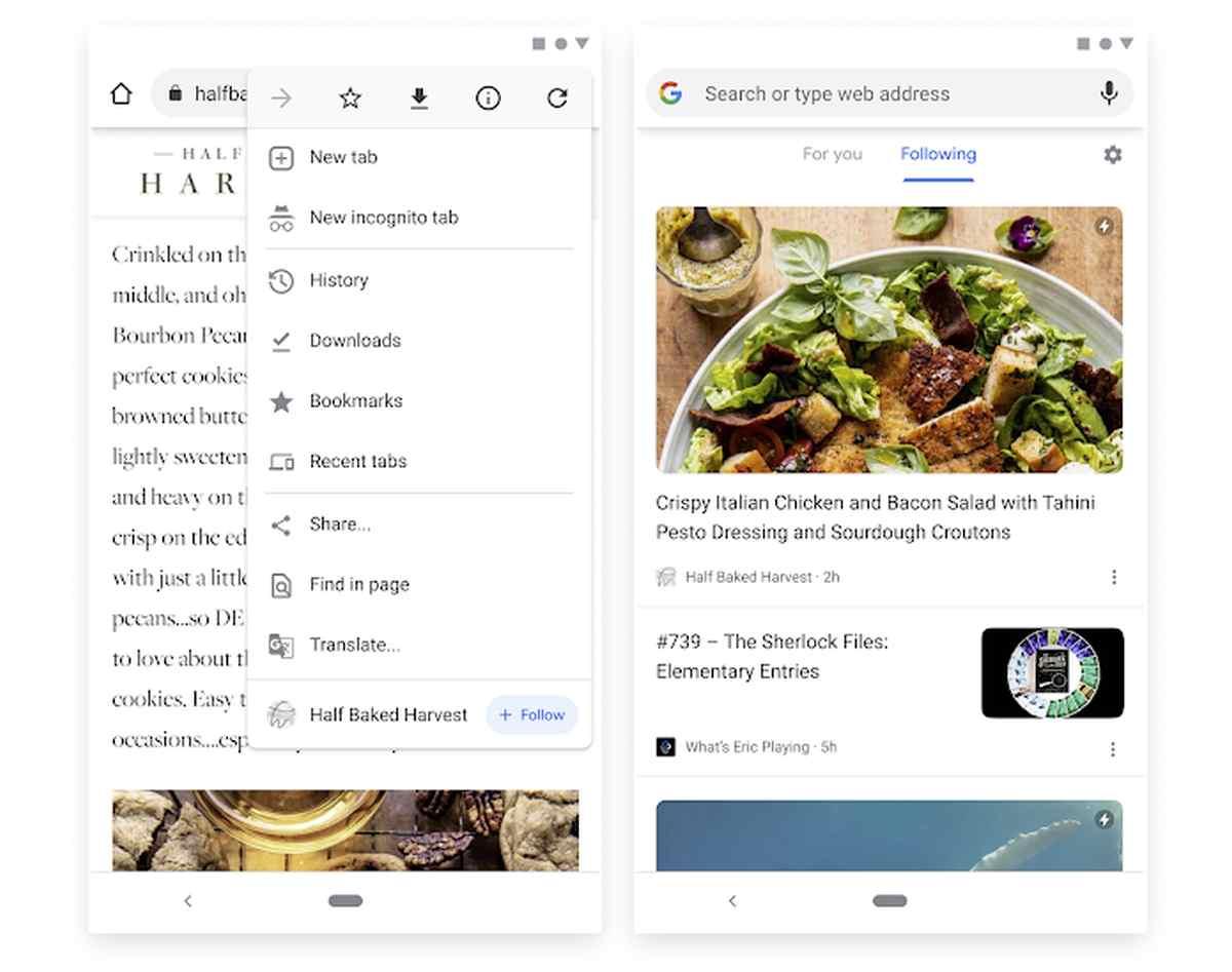 Chrome para Android tendrá un nuevo Google Reader de forma experimental