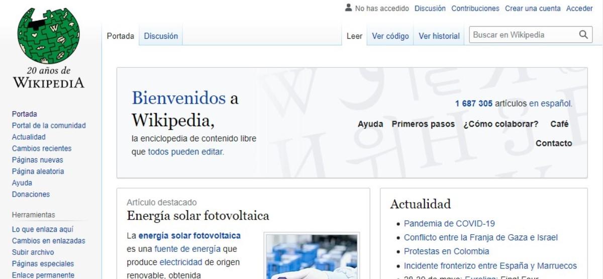 Cómo descargar sitios educativos para leerlos sin Internet