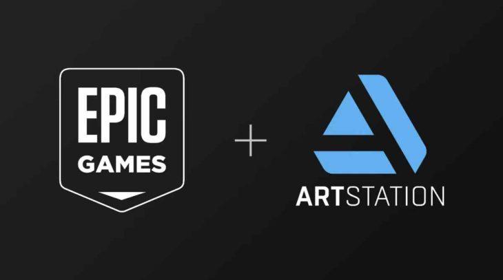 Epic Games y ArtStation