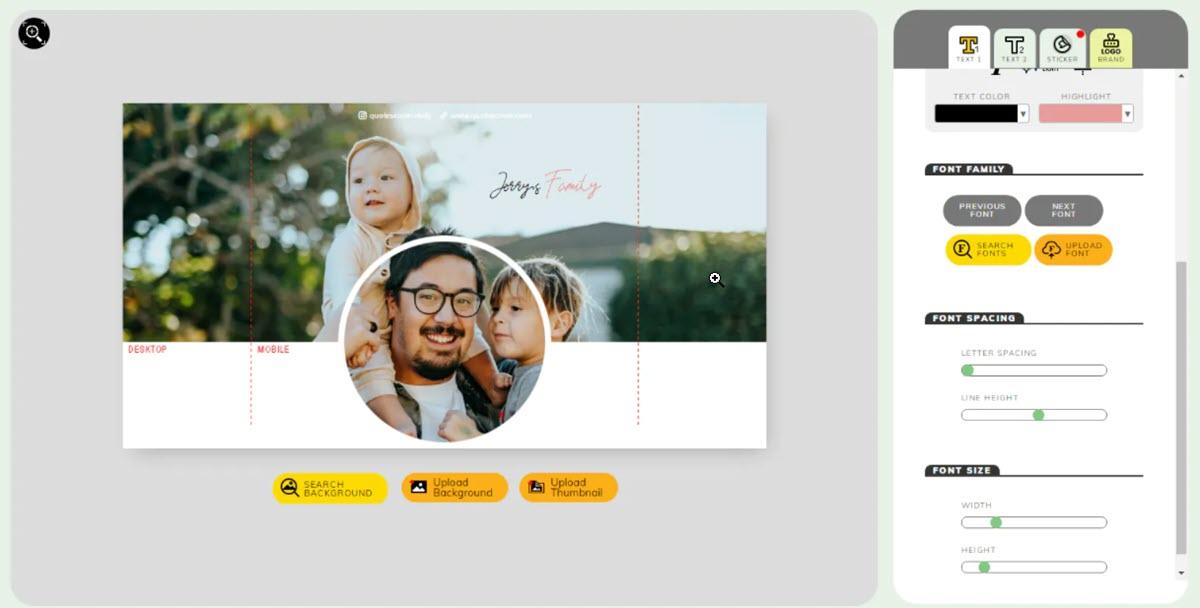 Esta herramienta hace que la portada y el perfil de tu Facebook se vean como una sola imagen