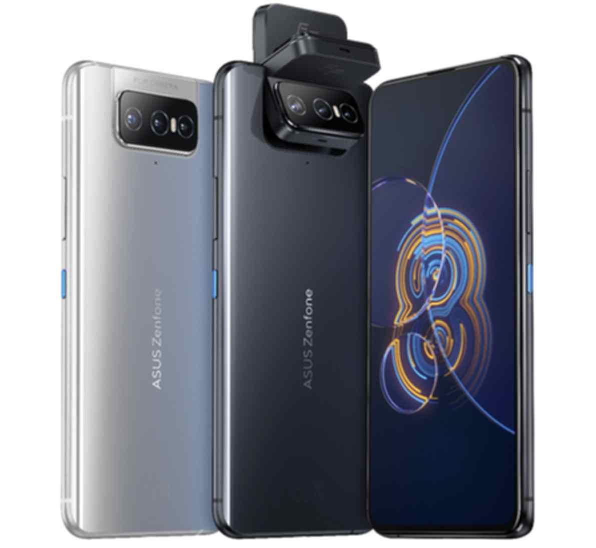 Asus presenta oficialmente la nueva generación de móviles Zenfone