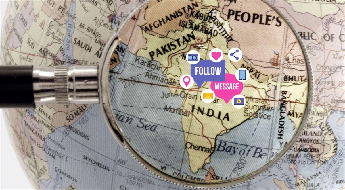India pide a las redes sociales que eliminen contenido donde aparezca «variante india»