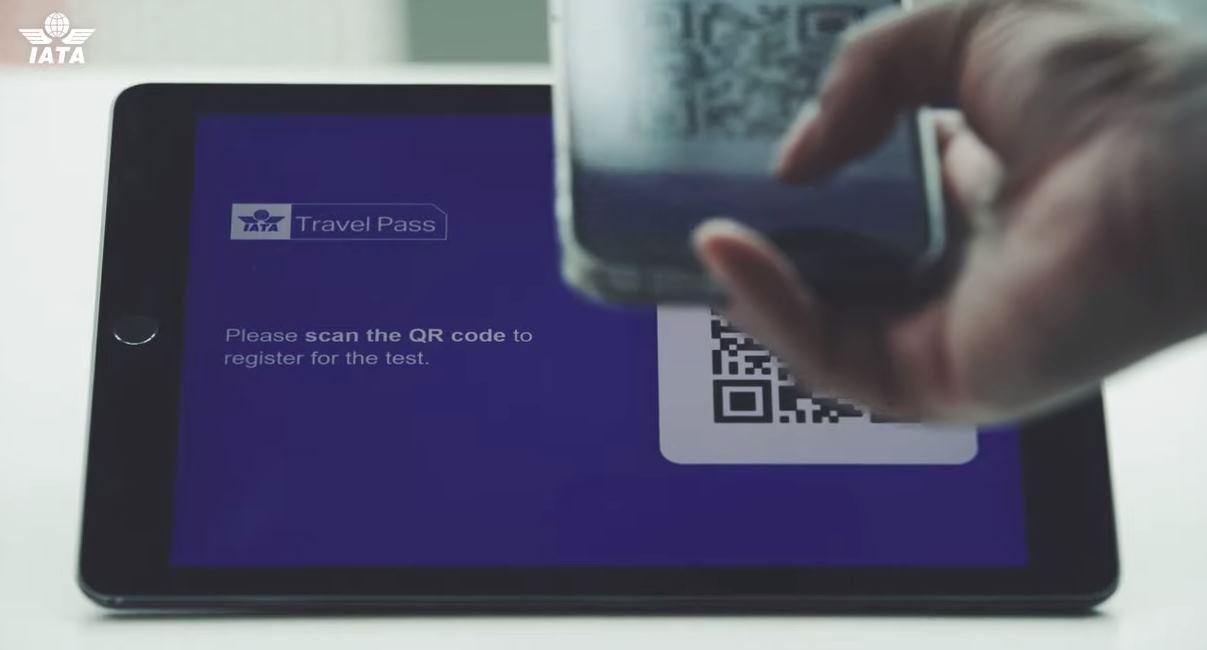 IATA Travel Pass, para viajar con un certificado de pruebas y vacunación COVID 19