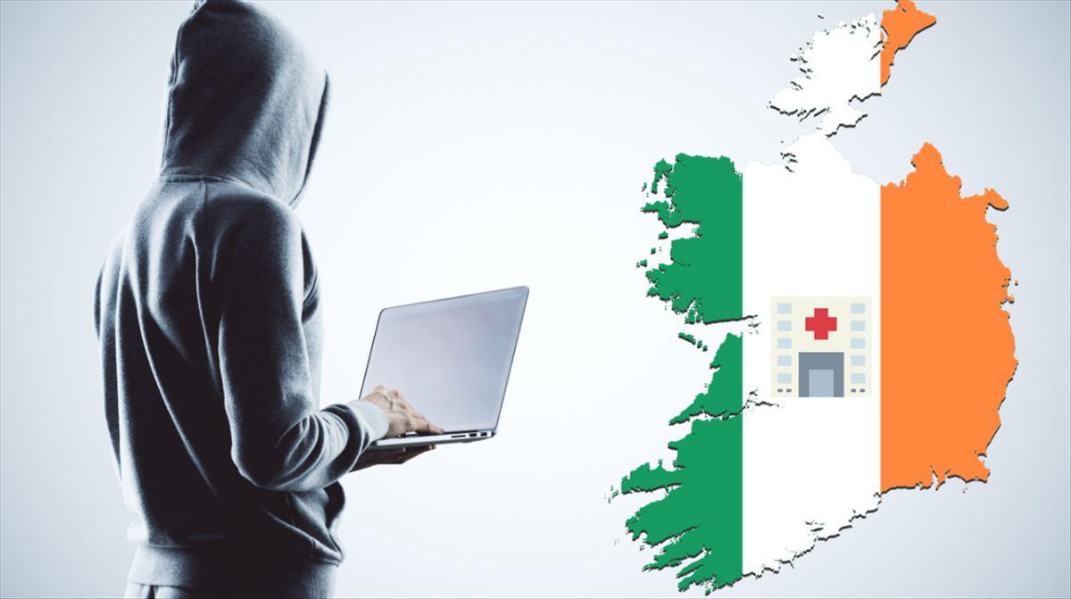 ransomware irlanda