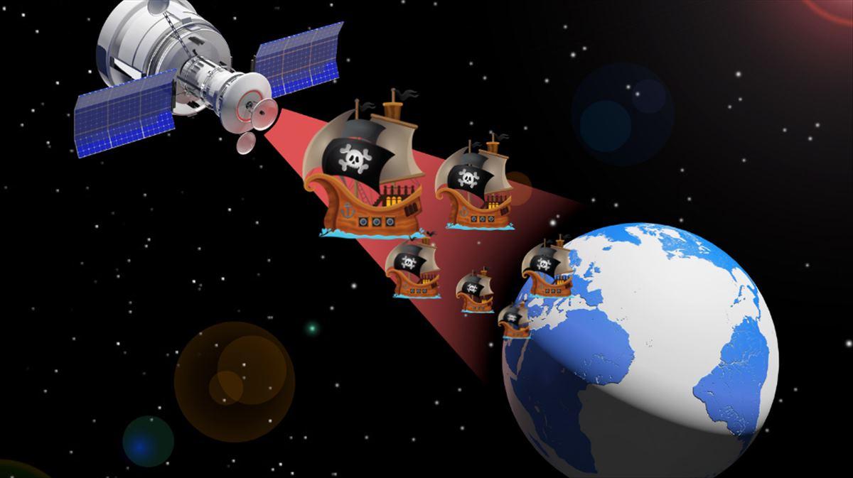 Qué ocurre si intentamos bajar películas piratas desde la conexión vía satélite Starlink