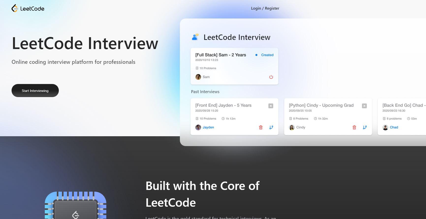 leetcode