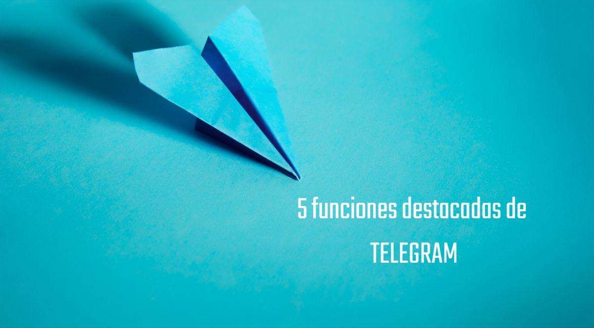 5 de las funciones más destacadas de Telegram que tienes que exprimir desde hoy