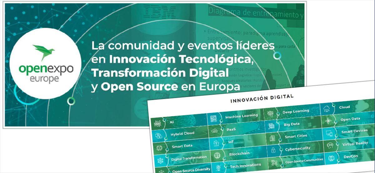OpenExpo Virtual Experience 2021 se realizará en junio en modo híbrido