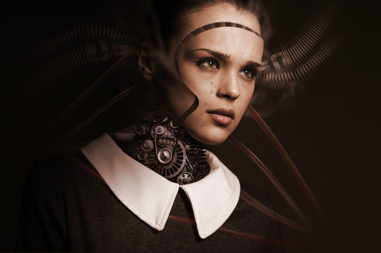 Piel robótica