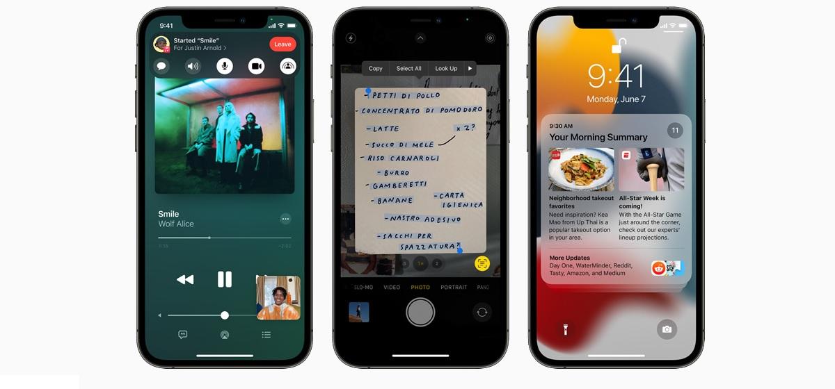3 características que Apple copió de Android para iOS 15 (y una que Google debería copiar)
