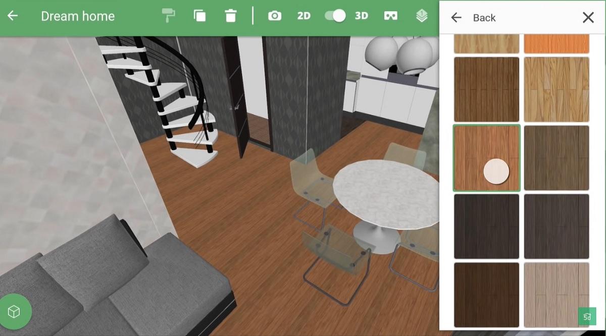 Cómo decorar una casa y otras herramientas de diseño de interiores desde el móvil