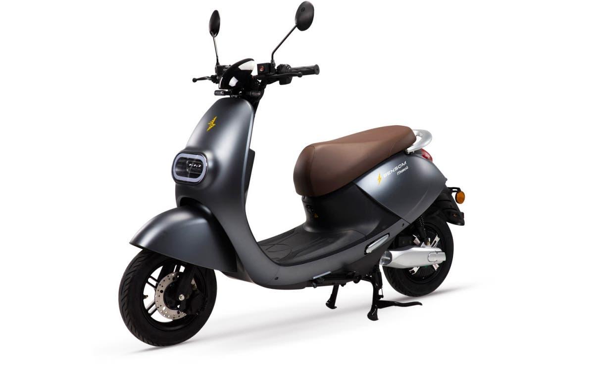 Ciclomotor eléctrico con 150 km de autonomía
