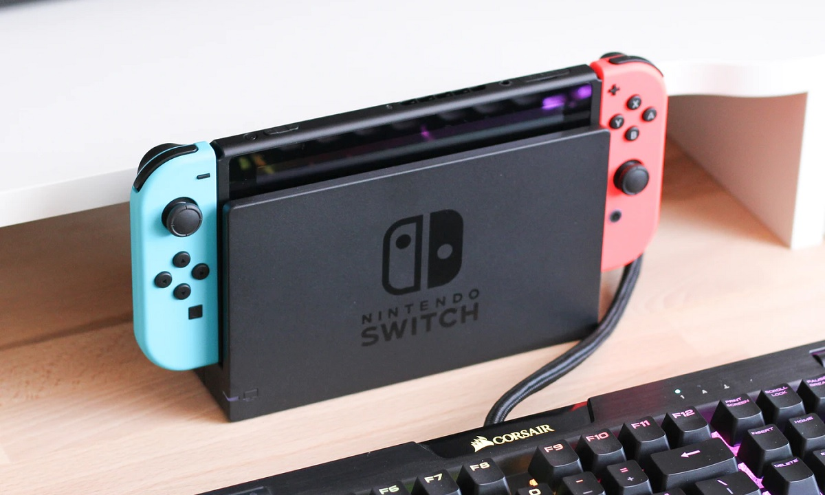 Control Nintendo Switch
