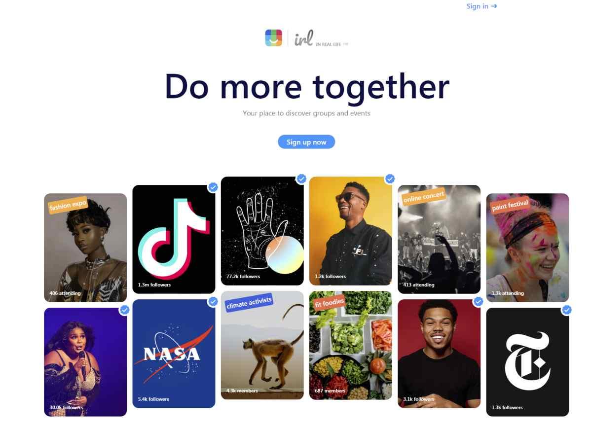 Esta red social busca ser alternativa a Facebook para que los jóvenes puedan crear eventos