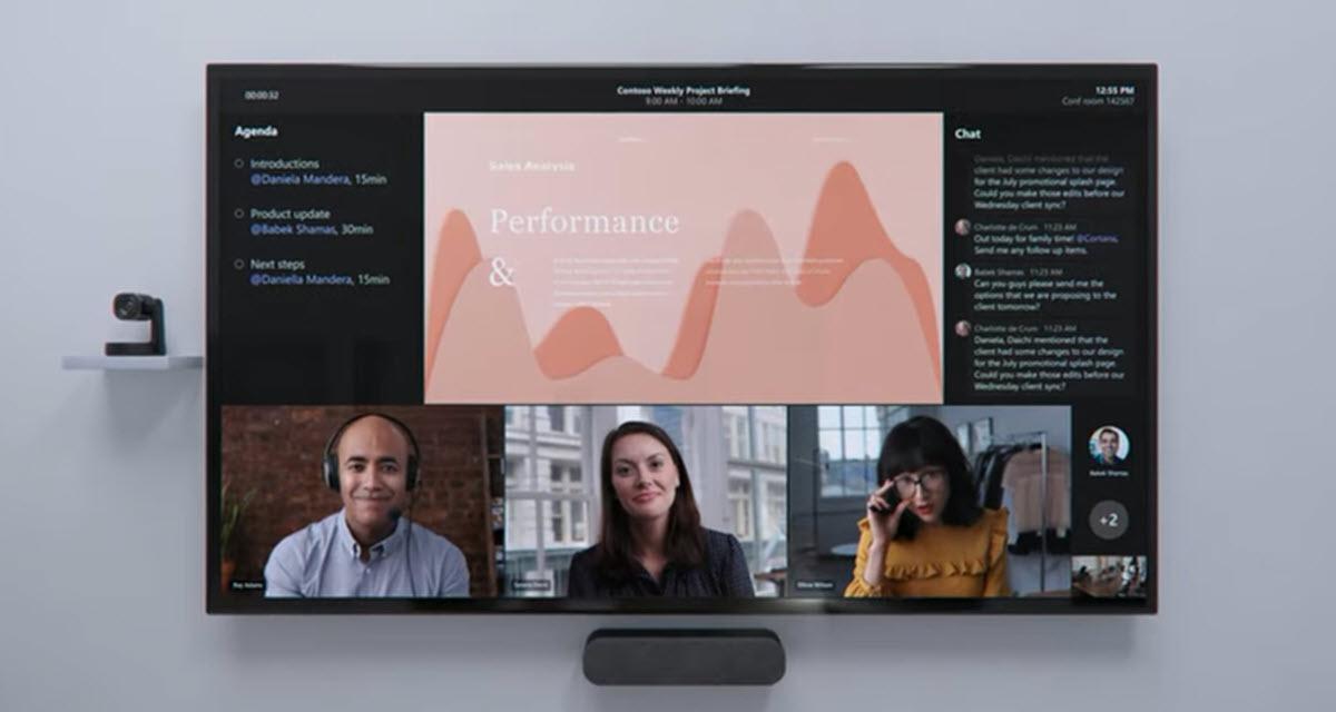 Microsoft Teams suma funciones para facilitar un modelo de trabajo híbrido