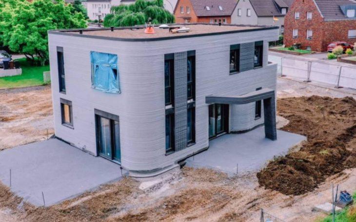 casa impresión 3d