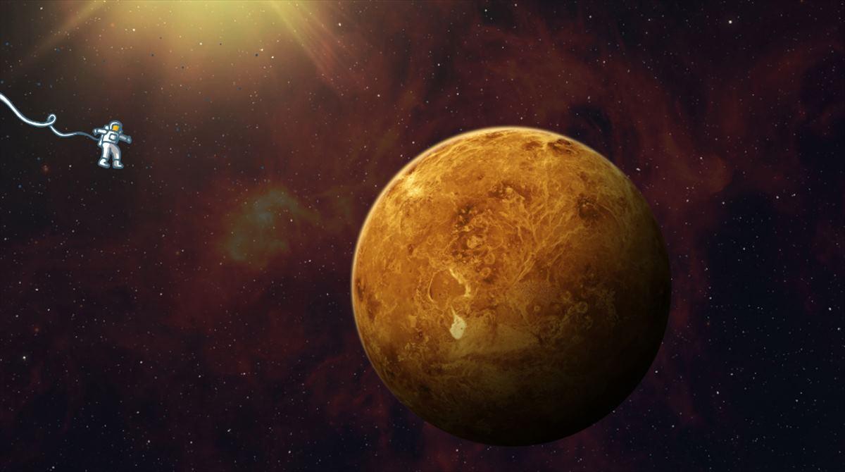 Por qué la NASA quiere ir a Venus