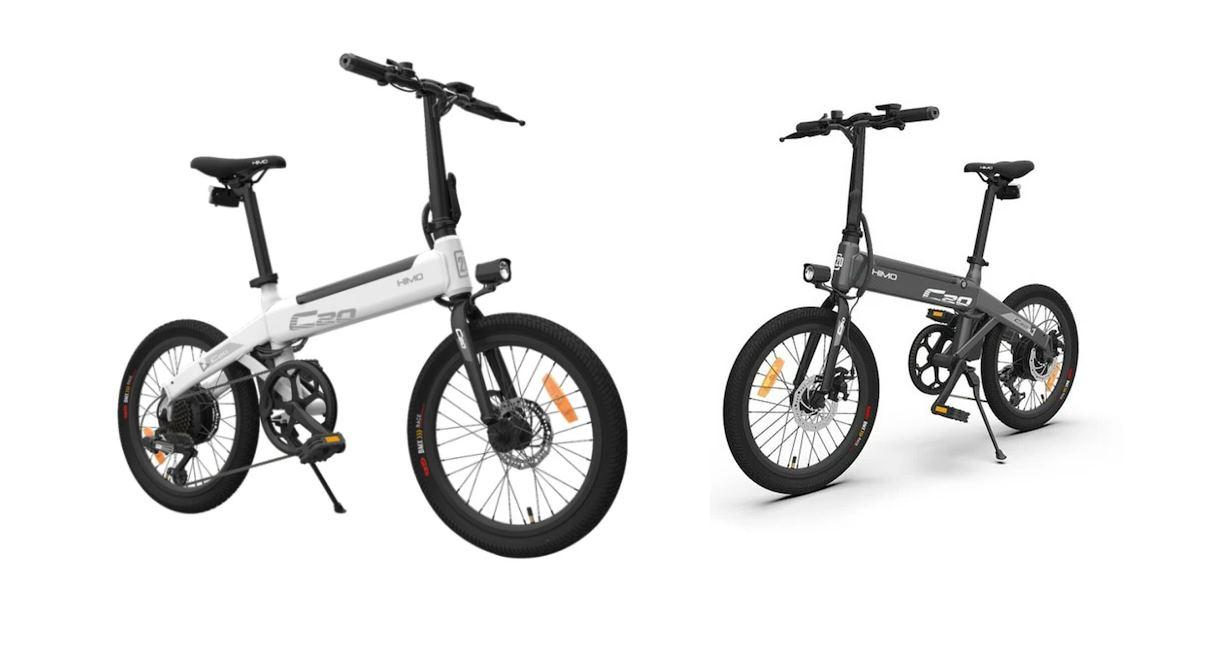 HIMO C20, de Xiaomi, una bicicleta eléctrica ideal para la ciudad