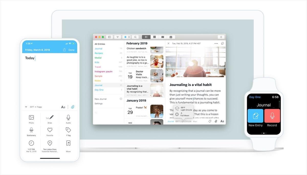 Automattic, dueña de WordPress, compra la app Day One