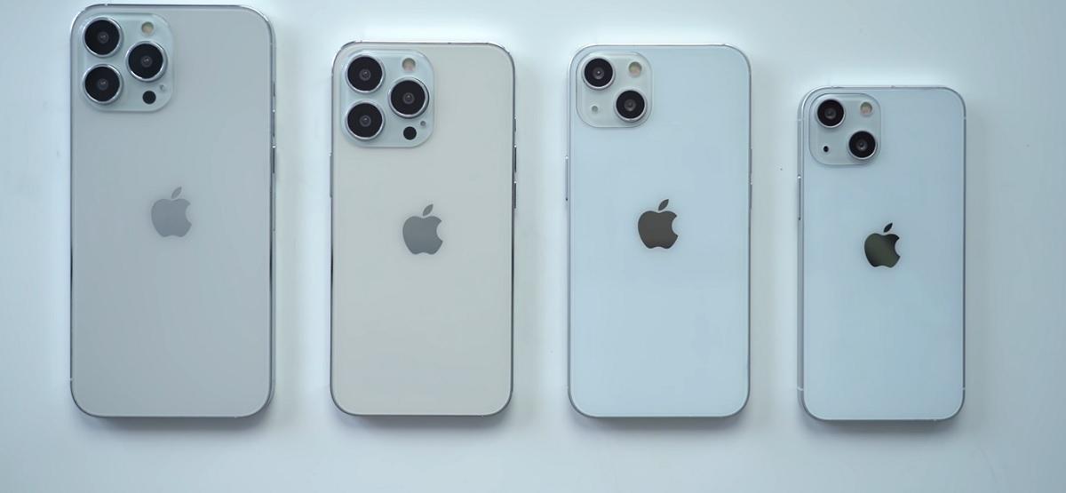 Cambios de módulos de camara de iPhone 12 y iPhone13