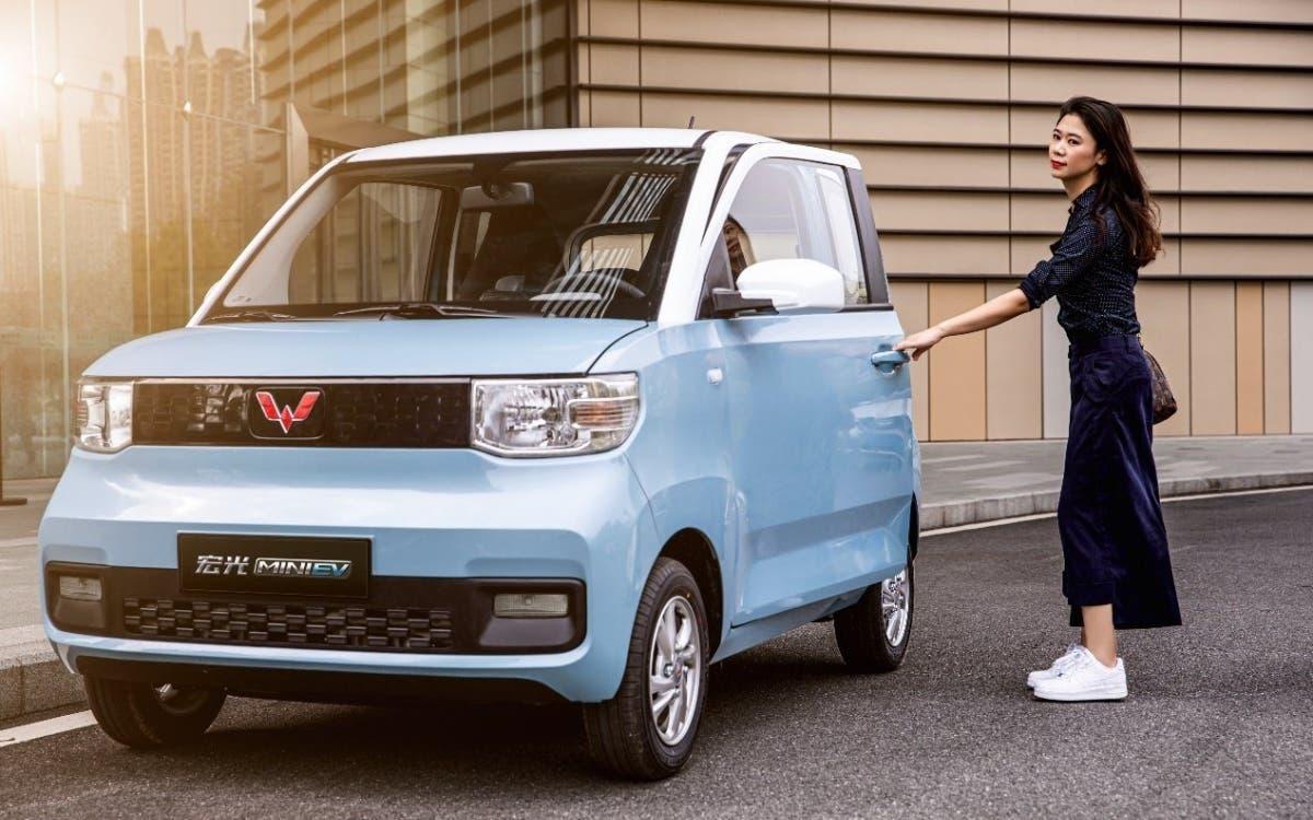 El coche eléctrico más barato del mundo