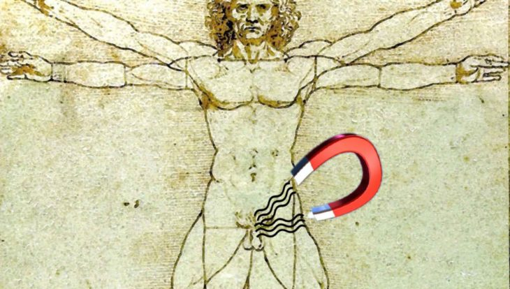 Imanes como método anticonceptivo masculino