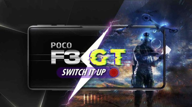 POCO F3 GT