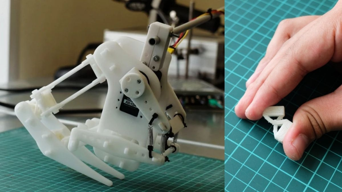 Cómo la tecnología puede hacer saltar a un robot