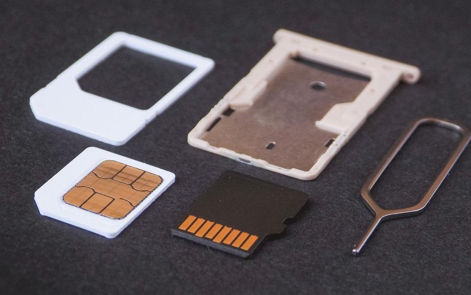 Sacar tarjeta SIM