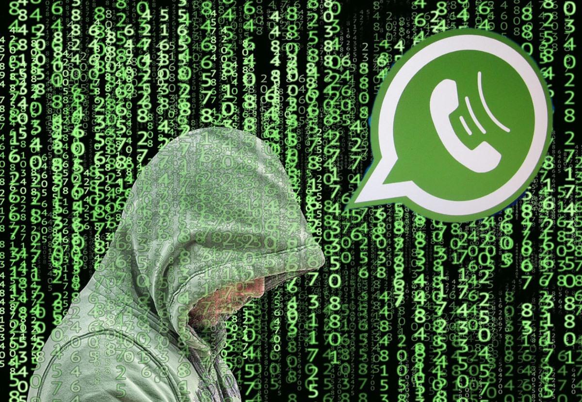 Software espía hackea WhatsApp
