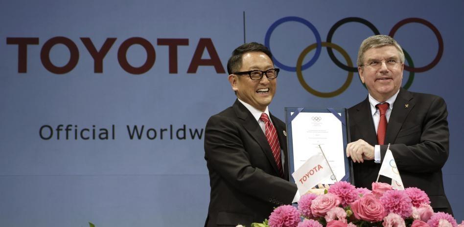 Toyota en Juegos Olimpicos
