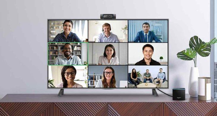 Zoom en Fire TV Cube 2