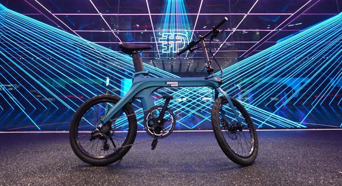 Fiido X redefine la estética del diseño de las bicicletas eléctricas