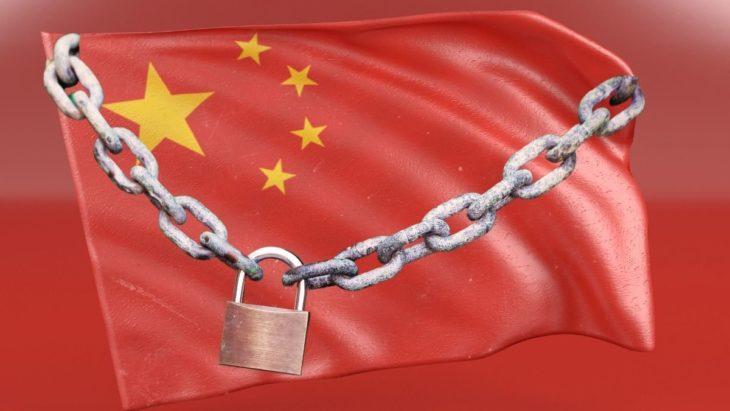 China apps privacidad