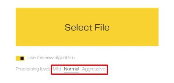 lalalai_modos de analisis de archivos