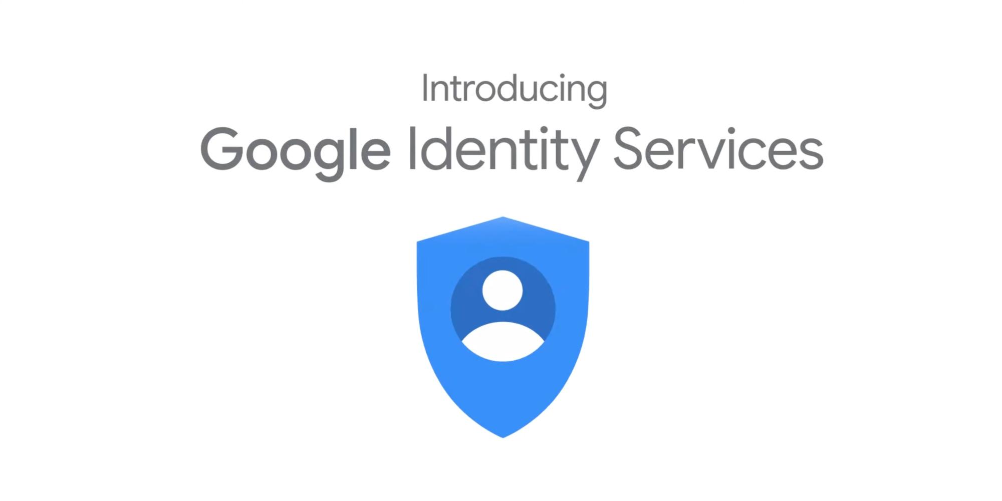 Google Identity Services