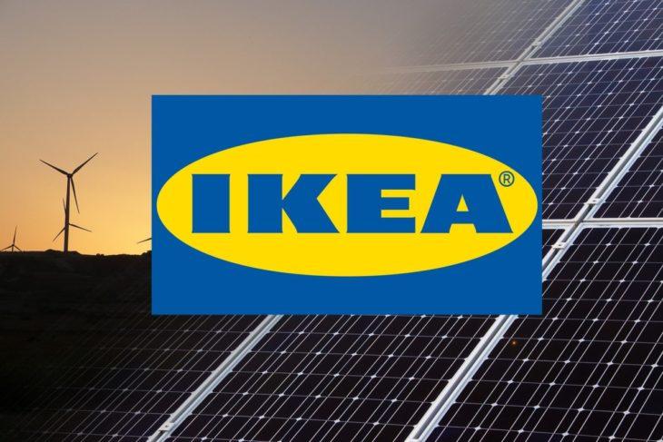 IKEA incursionará en el mercado de la energía limpia
