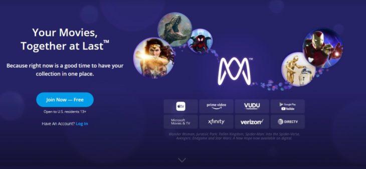 Movies Anywhere generará listas de películas con ayuda de la IA