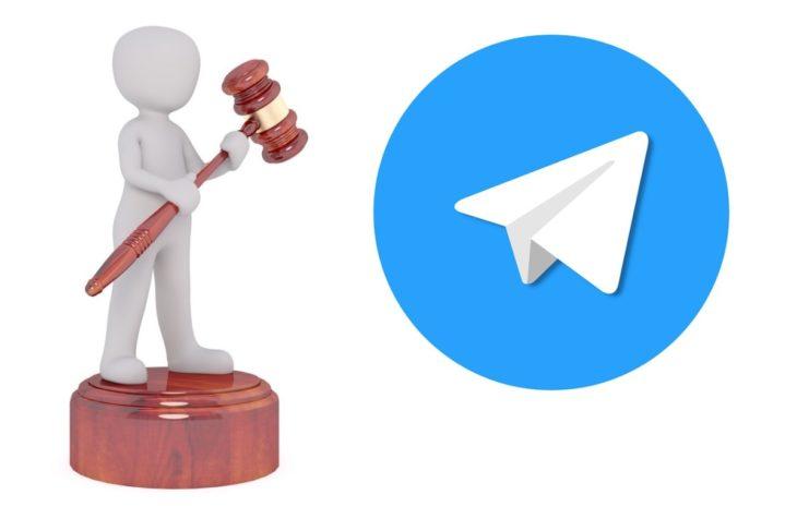 Telegram es demandado por permitir contenido que infringe derechos de autor