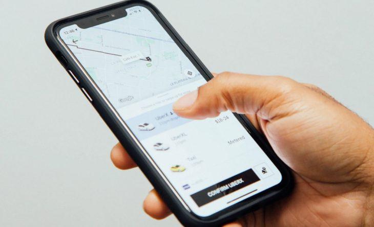 Uber precio traslado