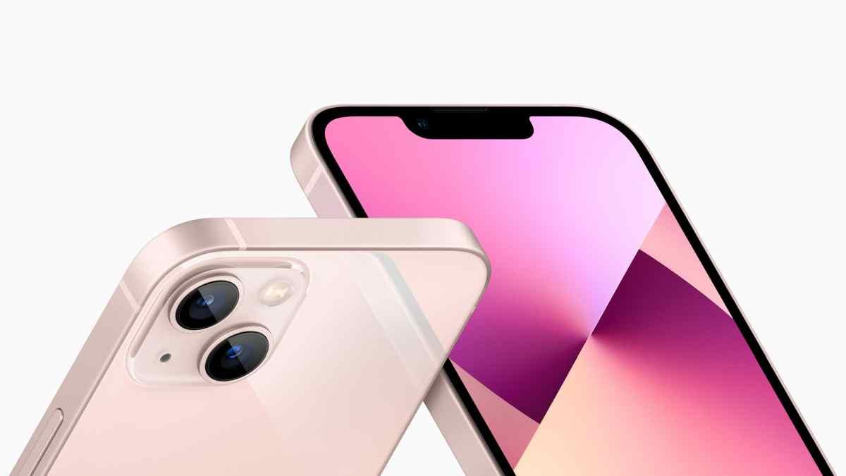Así queda la nueva familia de móviles iPhone 13 de Apple