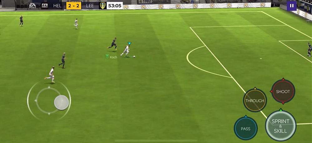 Juegos de fútbol gratis para Android